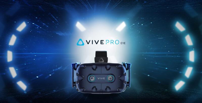 Vive Pro Eye już w sprzedaży w Europie