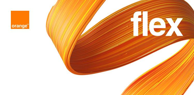 Orange Flex: zmiana zasad! Przełomowa i prawdziwie elastyczna oferta Orange w aplikacji na smartfonie
