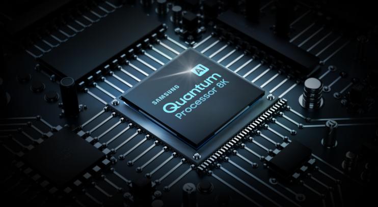 qled8k procesor quantum8K 742x408