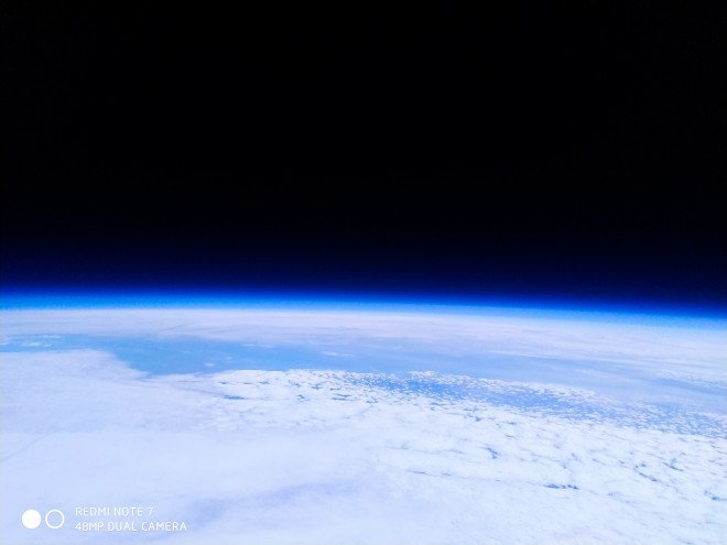 redmi note 7 kosmos zdjęcie
