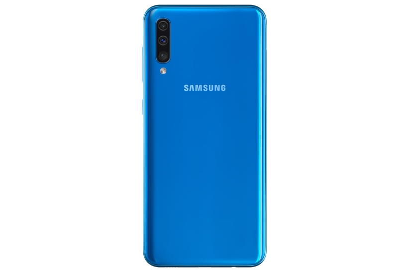 1 Samsung Galaxy A50 – kilka slów o smartfonie