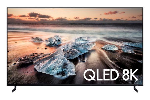 Telewizor QLED 8K: 33 miliony inteligentnych pikseli