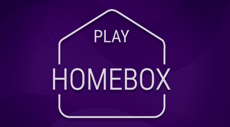 Nowy abonament w PLAY – PLAY HOMEBOX