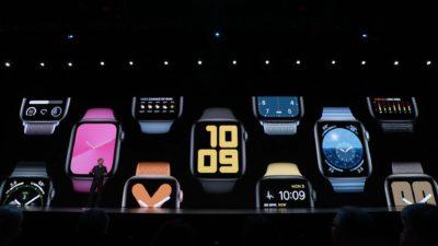 apple Przedstawili aktualizację WatchOS 6: zegarek stał się bardziej niezależny