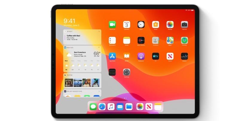 apple iOS 13 iPadOS iPad