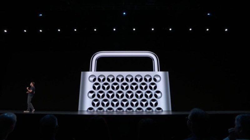 apple Najbardziej topowa wersja Mac Pro będzie kosztować ponad 100 tysięcy złotych