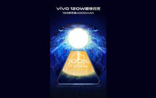 Technologia Vivo naładuje smartfon w 13 minut