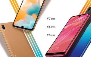 Promocja na telefony Huawei z serii Y 2019