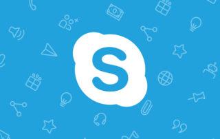 W aplikacji mobilnej Skype można dzielić się ekranem