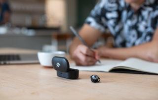 IFROGZ wprowadza bezprzewodowe słuchawki douszne AIRTIME Truly Wireless