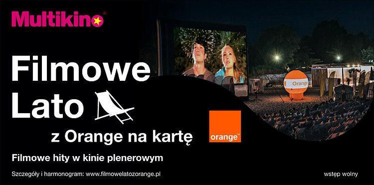 Rusza Filmowe lato z Orange na kartę i Multikinem