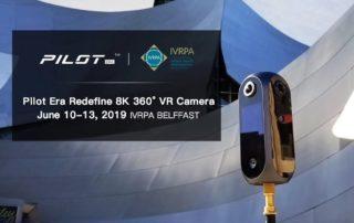 Pilot Era kamera 8K 360° VR na konferencji International VR Professionals Association