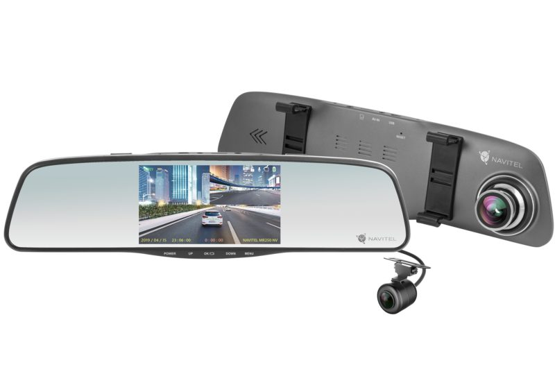 NAVITEL MR250 NV – lusterko samochodowe z sensorem night vision