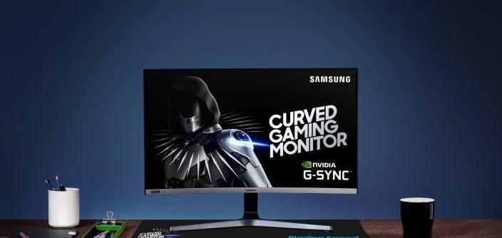 240 Hz i G-Sync – Samsung CRG5 dla fanów gamingu i e-sportu