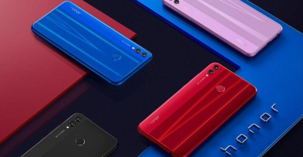 Smartfon HONOR 8X