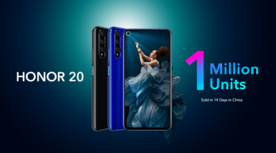 lecimy z honor 20