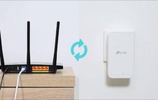 RE300 - pierwszy wzmacniacz sieci bezprzewodowej w technologii OneMesh™ od TP-Link