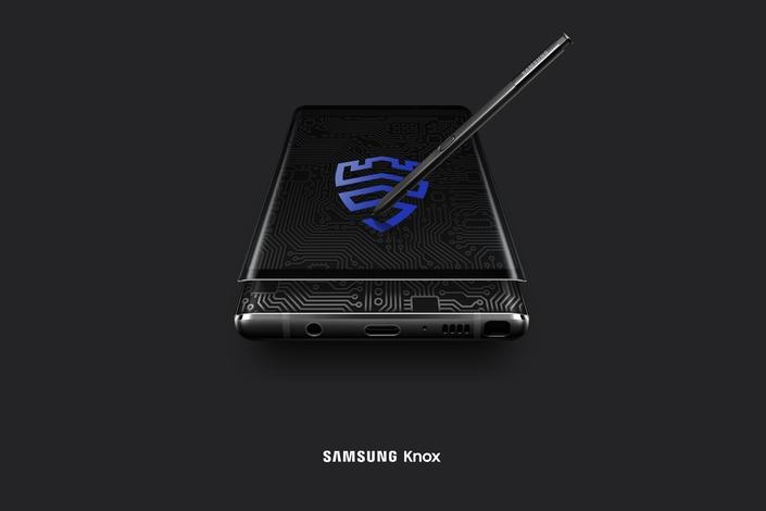 Gartner docenia Samsung Knox w kategorii zabezpieczeń dla biznesu
