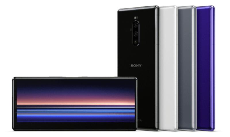 Sony Xperia 1 w sieci Play