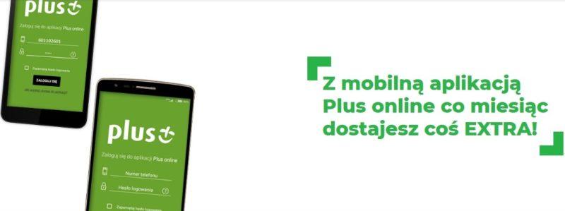 Dostępna jest nowa promocja dla klientów głosowych taryf prepaid oraz mix korzystających z mobilnej aplikacji Plus Online.