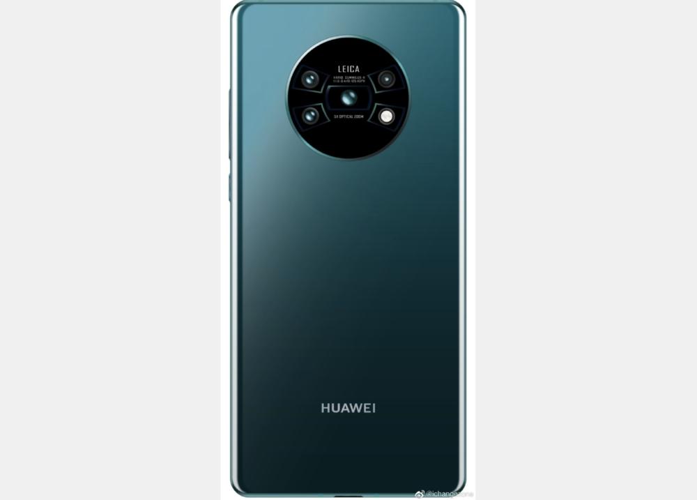Pojawiło się pierwsze zdjęcie flagowego Huawei Mate 30 Pro