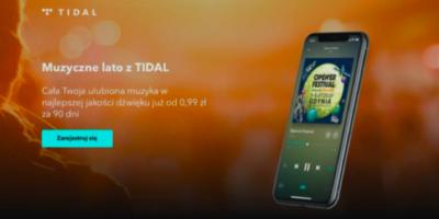 Muzyczne Lato z TIDAL