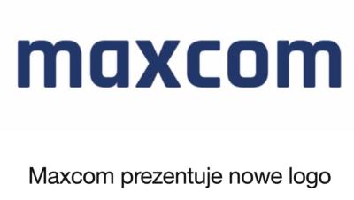 Maxcom prezentuje nowe logo
