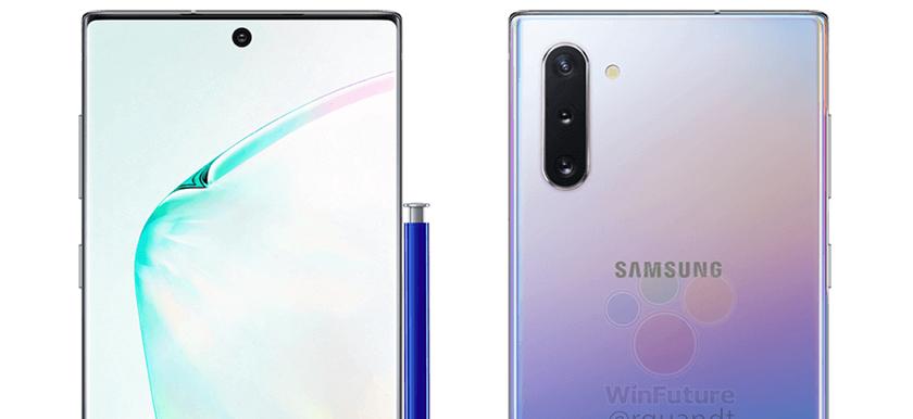 Prawdziwy flagowiec: Samsung Galaxy Note10 5G otrzyma 1 TB pamięci