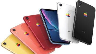 Apple przygotowuje nowe iphone z tęczowym logo