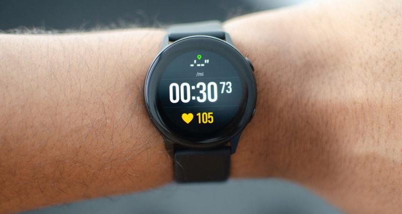Pojawiły się nowe zdjęcia Samsung Galaxy Watch Active 2
