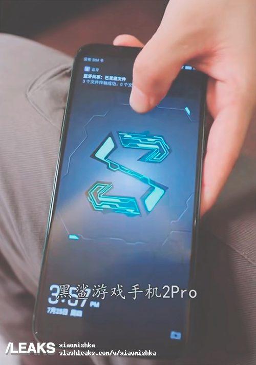 Został opublikowany pierwszy teaser-zwiastun Xiaomi Black Shark 2 Pro