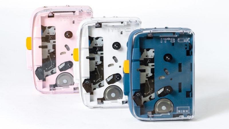Na Kickstarter przedstawiono kasetowy odtwarzacz z Bluetooth