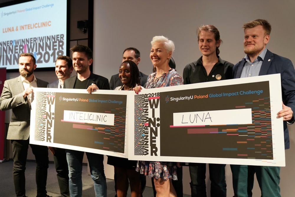 Rusza konkurs SingularityU Poland Global Impact Challenge 2019