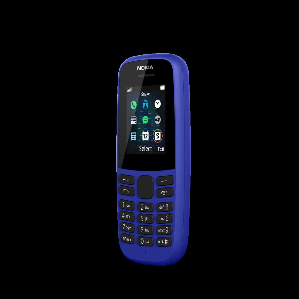 Nowa Nokia 105. Wytrzymała bateria i wszystko, czego potrzebujesz w bezkonkurencyjnej cenie