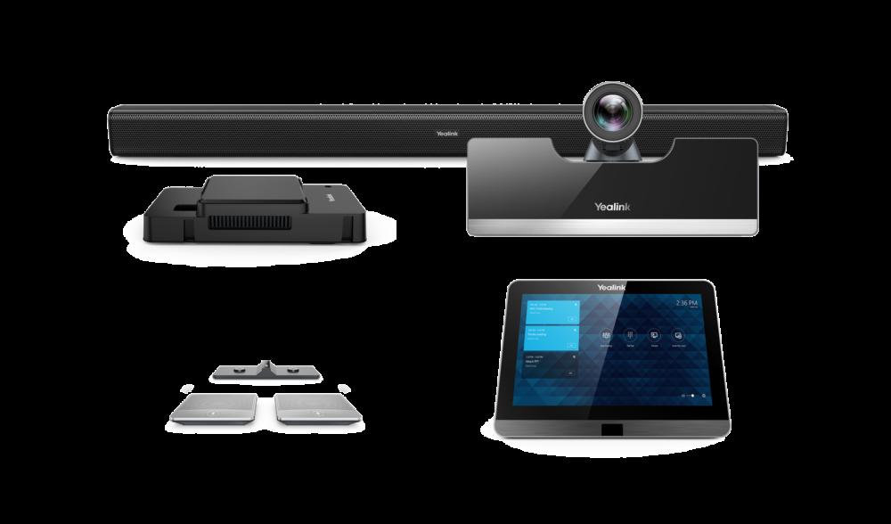 Powiększa się rodzina rozwiązań wideokonferencyjnych Yealink dla platform SfB i Teams