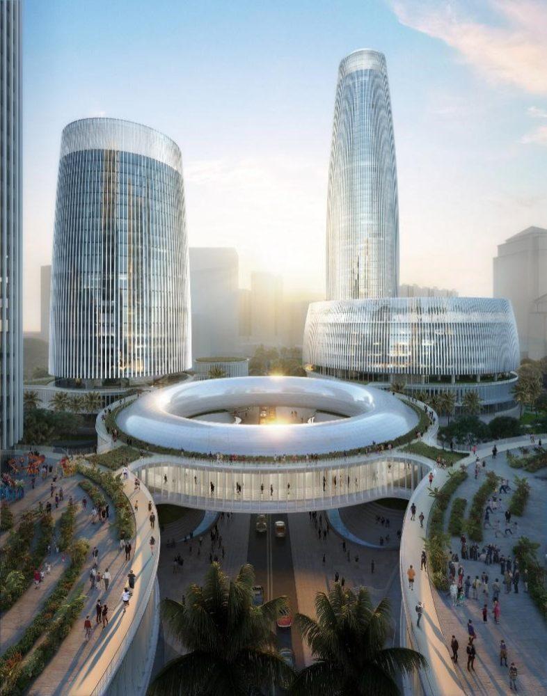 1 OPPO buduje nowe centrum innowacyjności - w Chang'an powstanie nowoczesny dział R&D