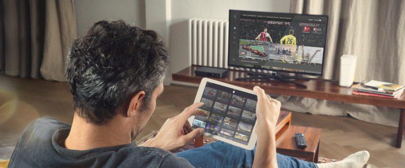 Aplikacja Horizon GO na urządzeniach Apple TV