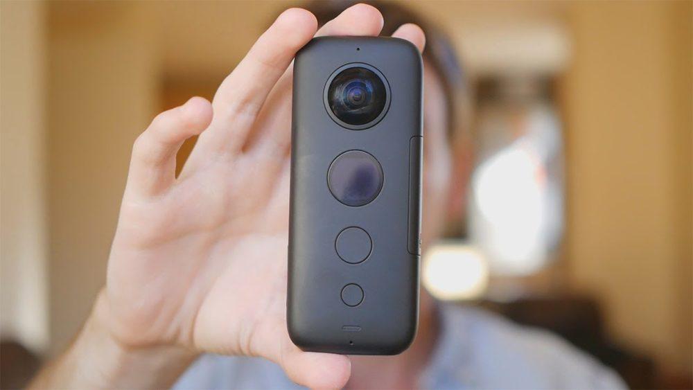 Sportowa kamera INSTA360 One X