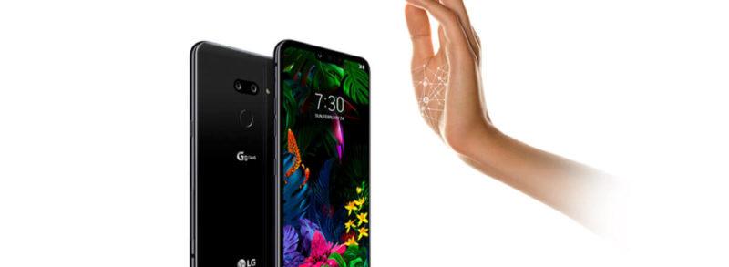 LG G8s ThinQ w Play