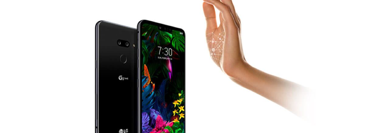 LG G8s ThinQ w Play