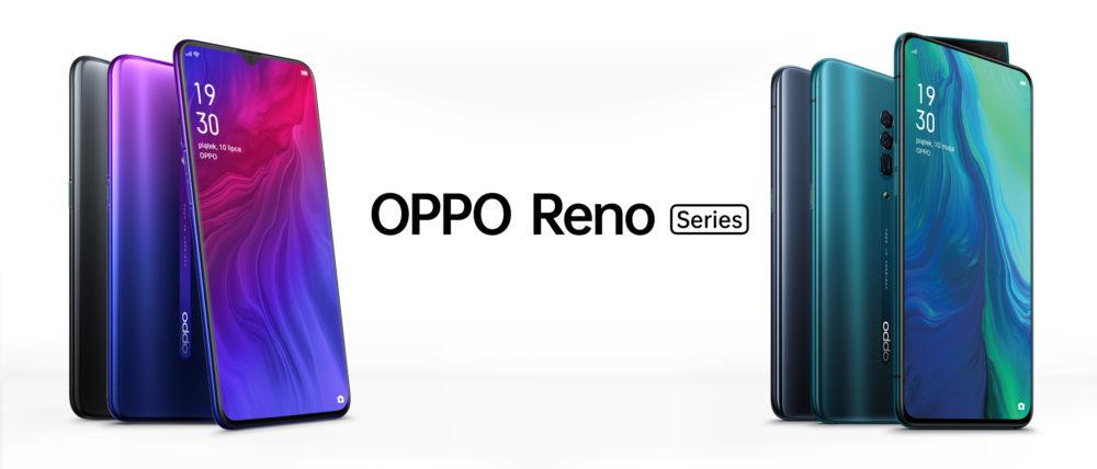 Rodzina w komplecie – OPPO Reno Z wchodzi na polski rynek