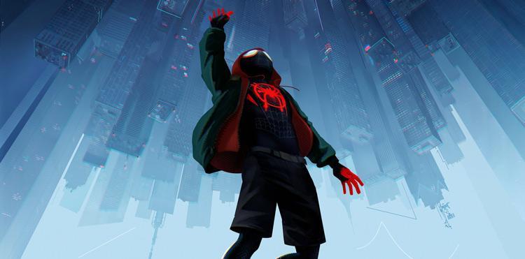 spider man orange Wygraj gadżety z filmu Spider-Man Uniwersum