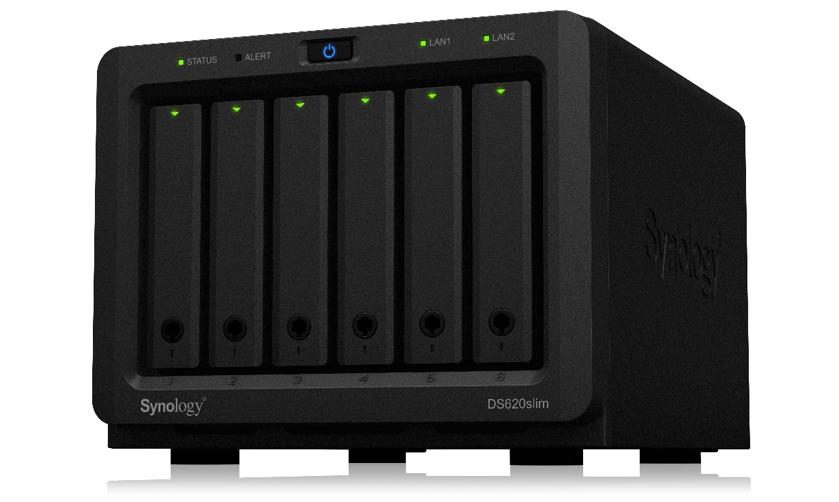 Synology wprowadza serwer DS620slim
