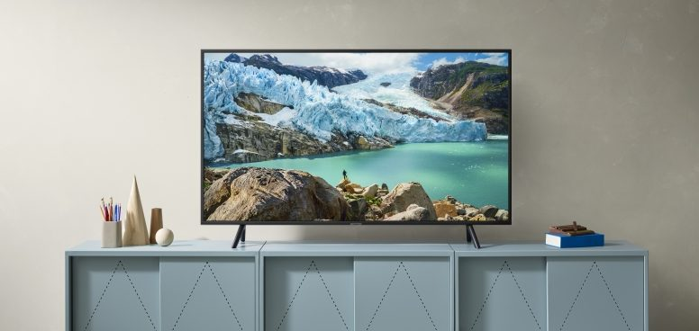 Telewizory Samsung RU7 łączą piękno i funkcjonalność