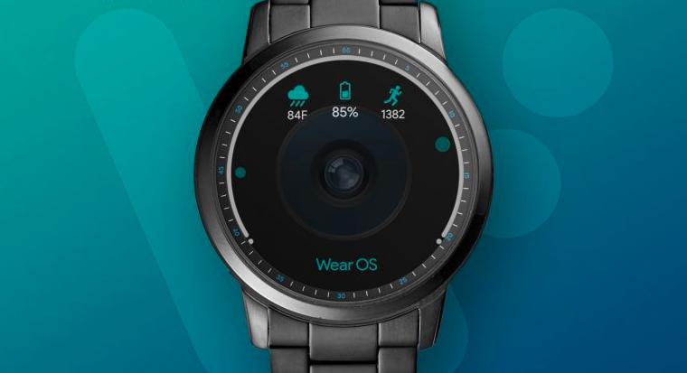 Firma Google opatentowała inteligentny zegarek z dziurą w ekranie