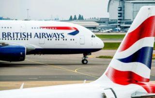 Błąd w systemie e-biletów British Airways pozwala na wgląd w osobiste dane