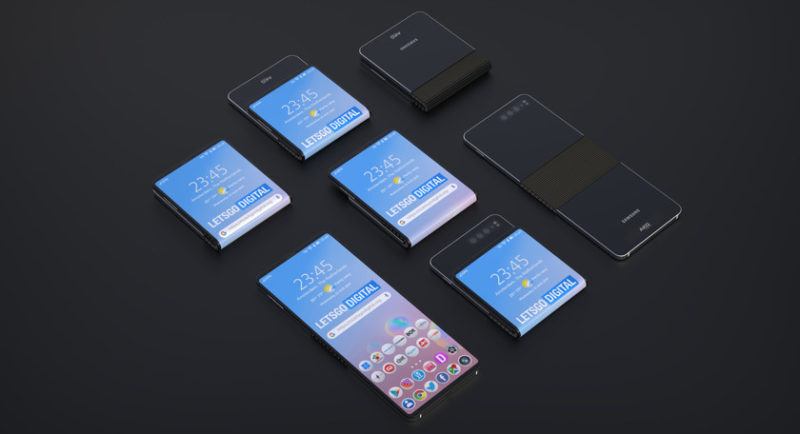 Jak będzie wyglądać Samsung Galaxy Fold 2