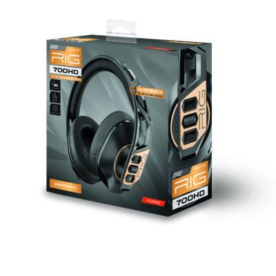 Ultralekki, bezprzewodowy gamingowy zestaw słuchawkowy RIG 700