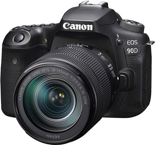 a Nowości Canon EOS. Następca popularnej lustrzanki APS-C dla vlogerów i zaawansowany bezlusterkowiecCanon EOS 90D (6)