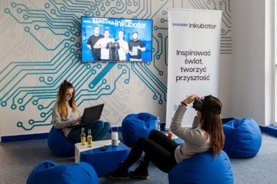 Od robotyki do odpowiedzialnej mody – nowe startupy w Samsung Inkubator Rzeszów